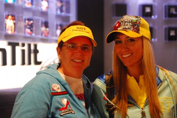 Women's Poker Tournaments