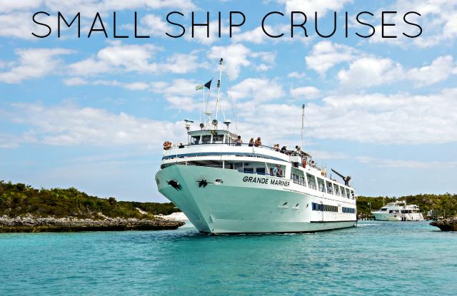 Small Ship Cruises