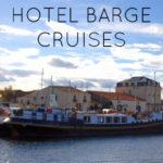 Hotel Barge Cruises