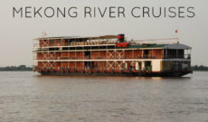 RIVER CRUISE ON THE MEKONG RIVER