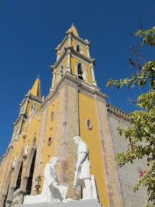 Cathedral in Mazatlan