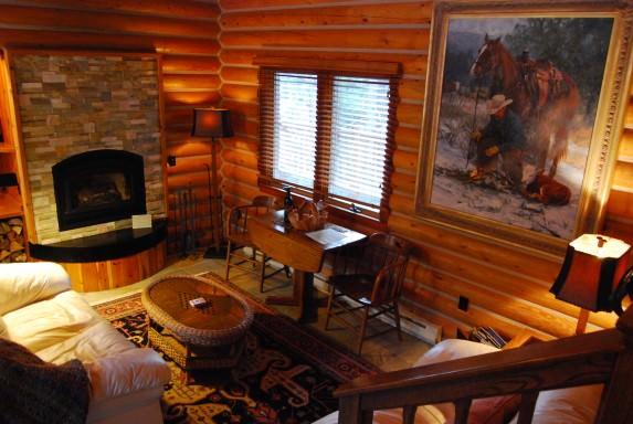 Castle Rock Cabin - Interior