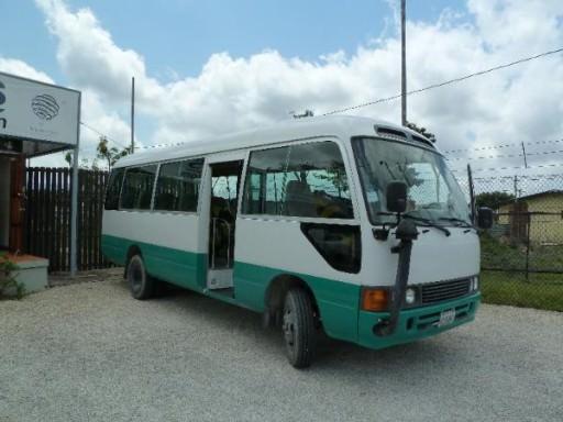 Lamanai Mini-Bus Transfer