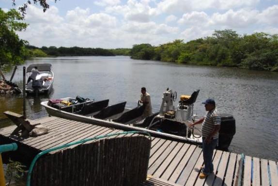 New River Boat Transfer