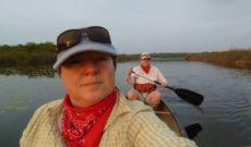 Travel Belize: Lamanai Sunrise Canoe Trip & Jungle Nature Walk