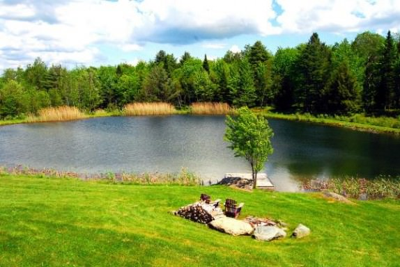 Serenity of Quebec's Eastern Townships