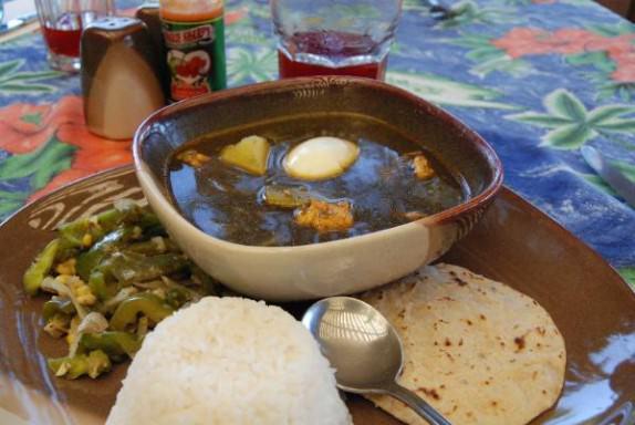 Lunch - Chicken Stew