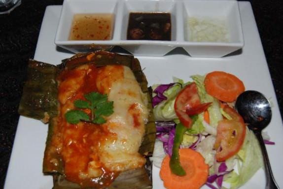 Dinner - Chicken Tamales