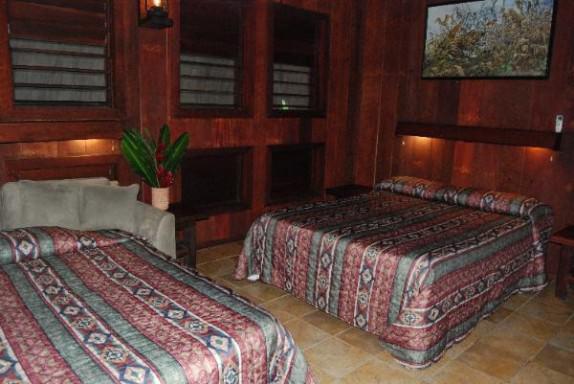 Lamanai Outpost Lodge - Jungle Cabana