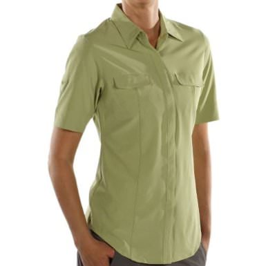 WJ Tested: ExOfficio Women's Kismet Camper Half-Sleeve Shirt Review