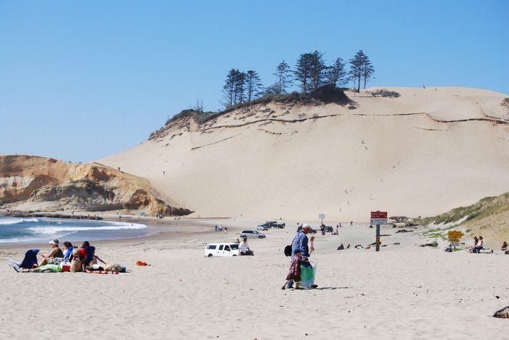 Pacific City On The Oregon Coast Dune Surfing Wavejourney