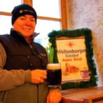 Viv Drinking Weltenburger Kloster Barock Dunkel Beer
