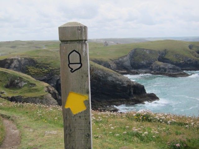 Hiking in Cornwall - National Trails