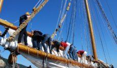 Schooner Zodiac Nauti-Girls Cruise