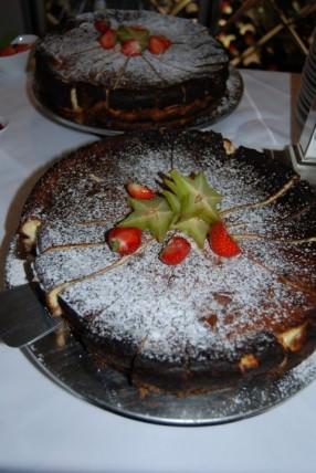 Uniworld River Royale - Lunch Dessert Selection