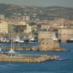 Livorno is the gateway to Tuscany, Italy