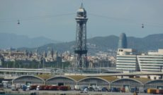 Holland America Line Nieuw Amsterdam Cruise: Day 12 Barcelona, Spain
