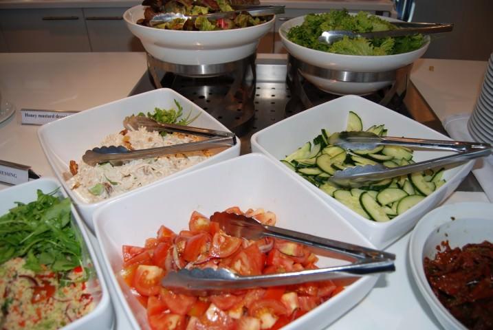 Uniworld River Royale - Assorted Salads