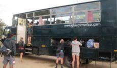 Overland Truck Safaris in Africa