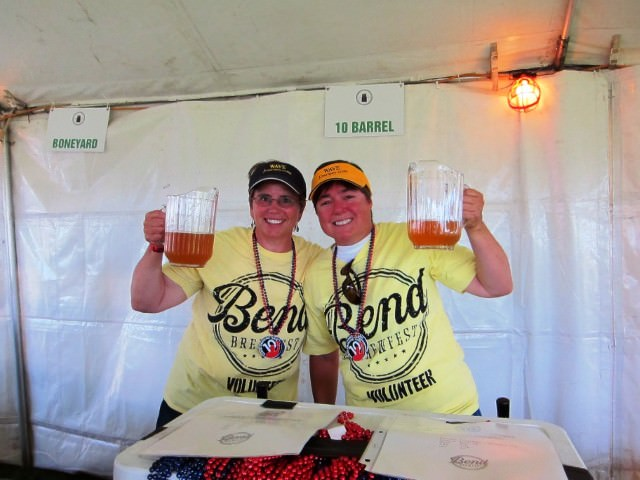 Jill and Viv Drink Great Beer Around the World! - Central Oregon Beer Guide | Dawg Grog