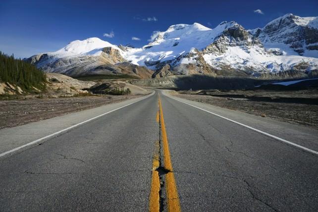 Travel Alberta: Jasper Icefields Parkway