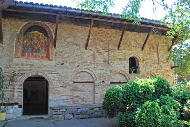 The Church of the Archangels Michael and Gabriel