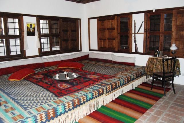 Konstantsaliev House Museum in Arbanassi, Bulgaria