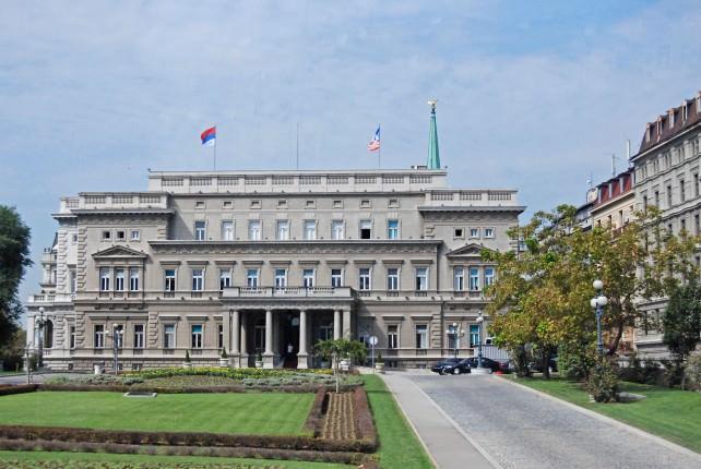 Belgrade Old Palace