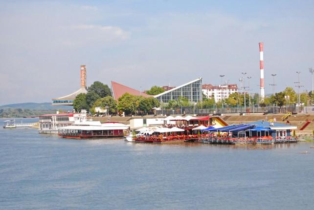 Belgrade Waterfront Restaurants and Bars