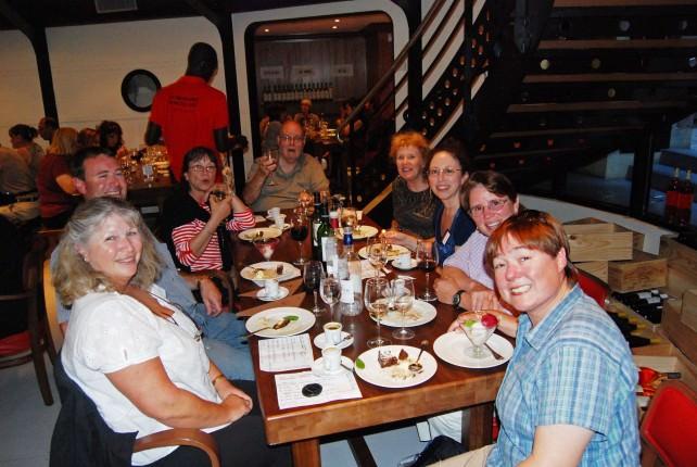 Bordeaux Dinner at La Brasserie Bordelaise