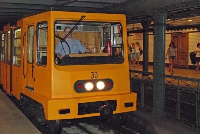 Budapest Underground Railway
