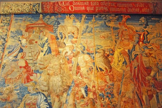 Chateau Chenonceau Tapestry