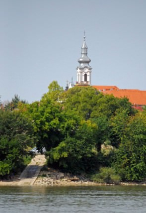 Cruising the Danube River in Hungary