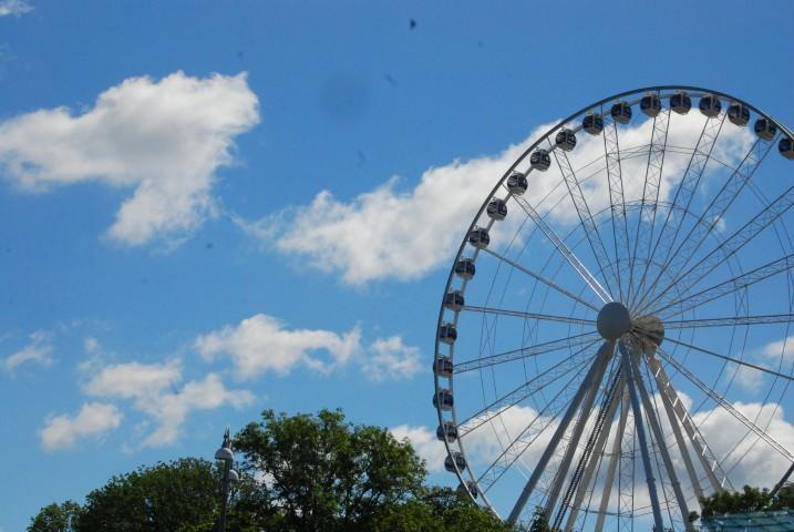 Ferris Wheel at Liseberg Amusement Park