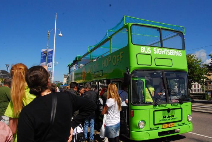 Gothenburg Hop On Hop Off Tour