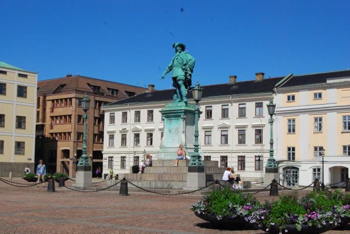 WAVEJourney Explores Gothenburg in West Sweden
