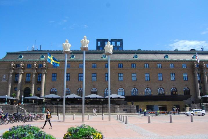 Clarion Hotel Post in Gothenburg, Sweden