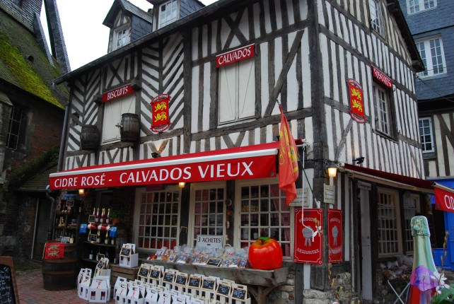 Shopping for Calvados and Cider