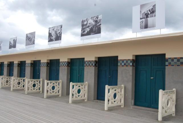 Promenade des Planches in Deauville