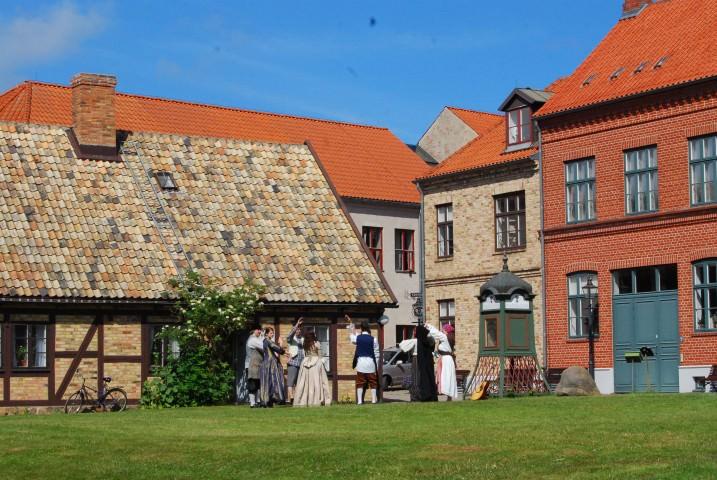 Fredriksdal Open Air Museum
