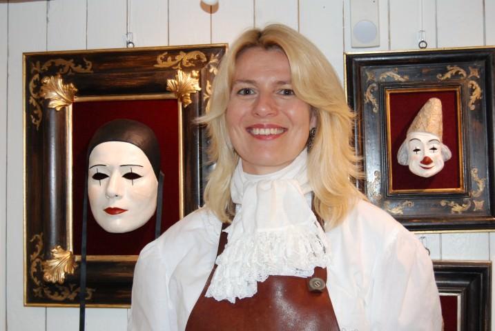 Woman in Sweden