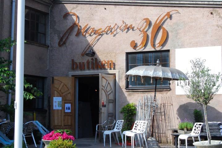 Magasin 36/Höganäsgruppen