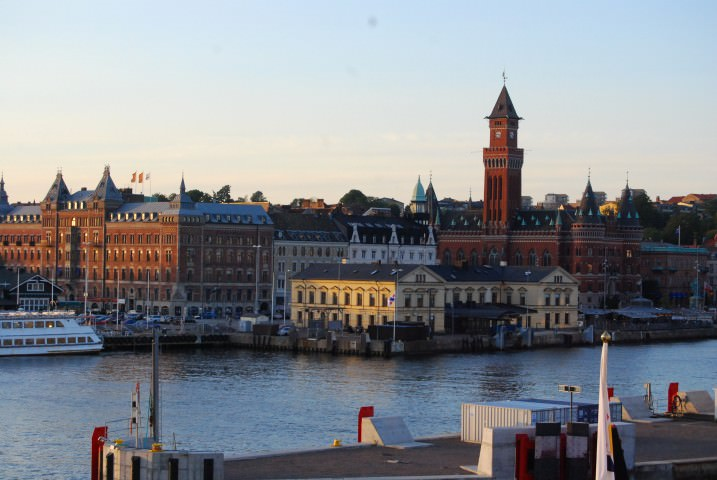 Helsingborg Sweden  city pictures gallery : WAVEJourney Explores Helsingborg, Sweden – Fun and Flavorful ...