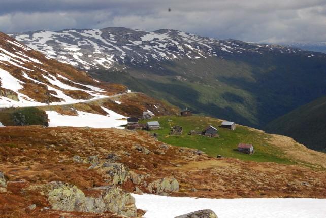 Aurlandsfjellet - National Tourist Route
