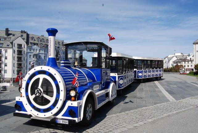 Alesund City Sightseeing Train