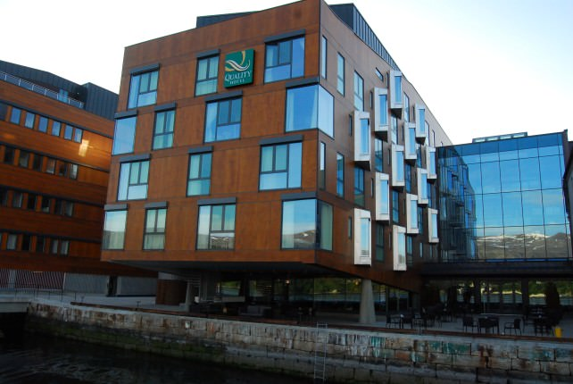Quality Waterfront Hotel in Alesund