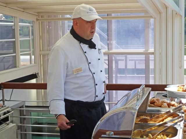 Executive Chef Torsten Muller