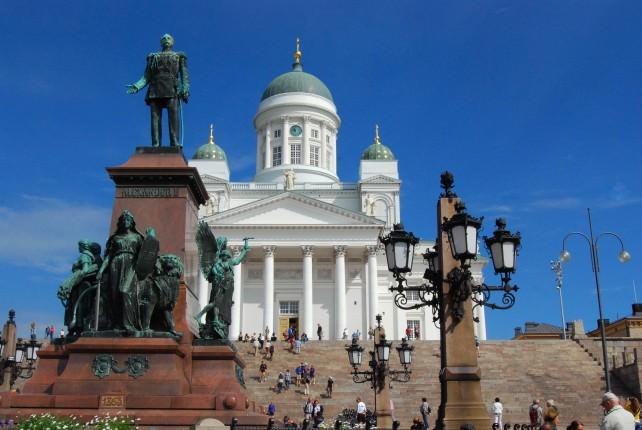 WAVEJourney Discovers Helsinki, Finland