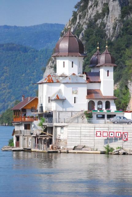 Cruising through Serbia and Romania on the Danube