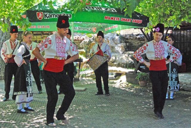 Local Dancers in Arbanassi